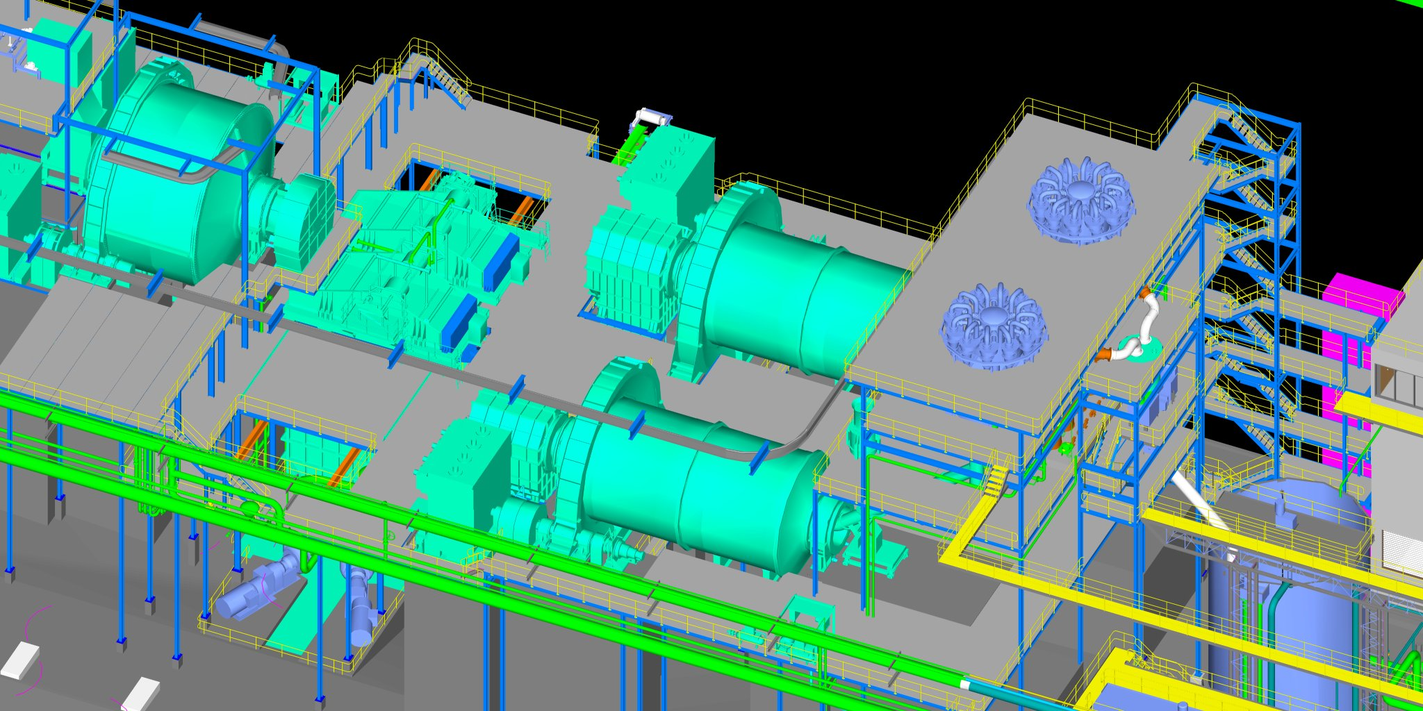 PDMS 3D MODELING PIPING DESIGN